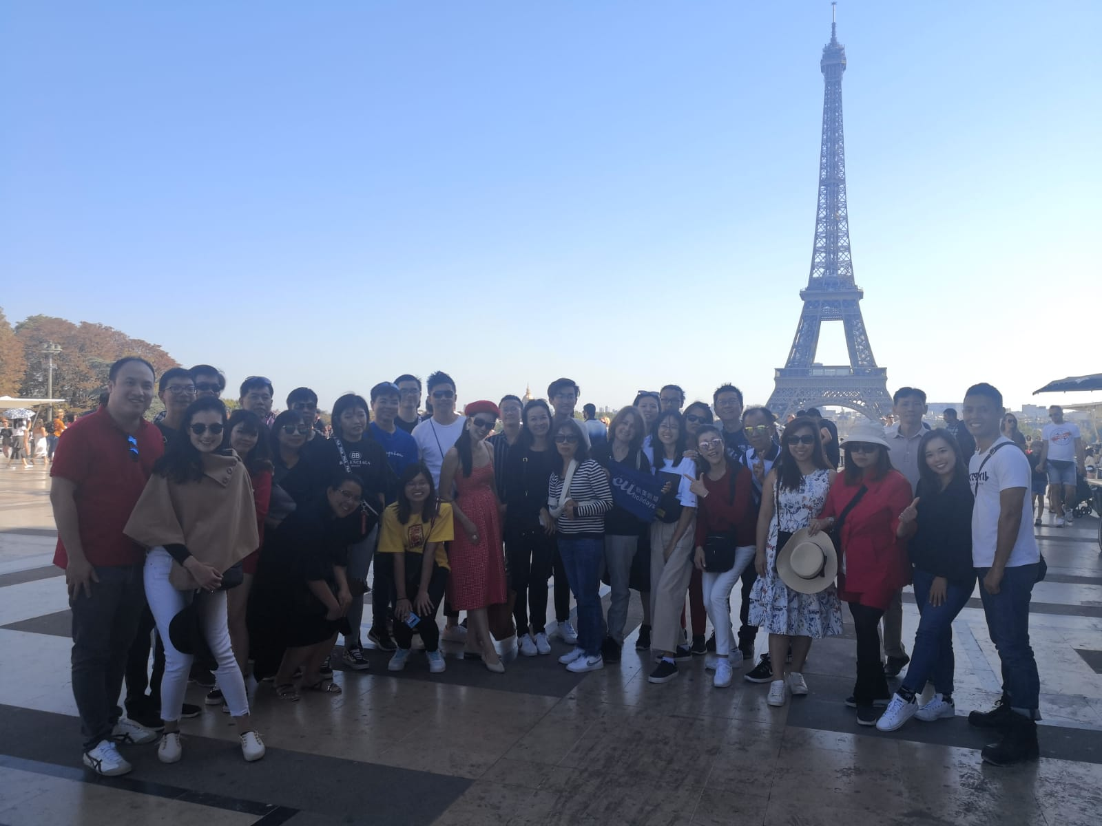 EU Holidays Tour