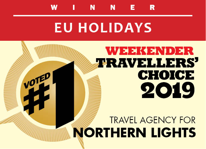 Award - EU Holidays