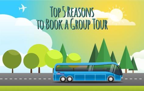 Book a group tour with EU holidays