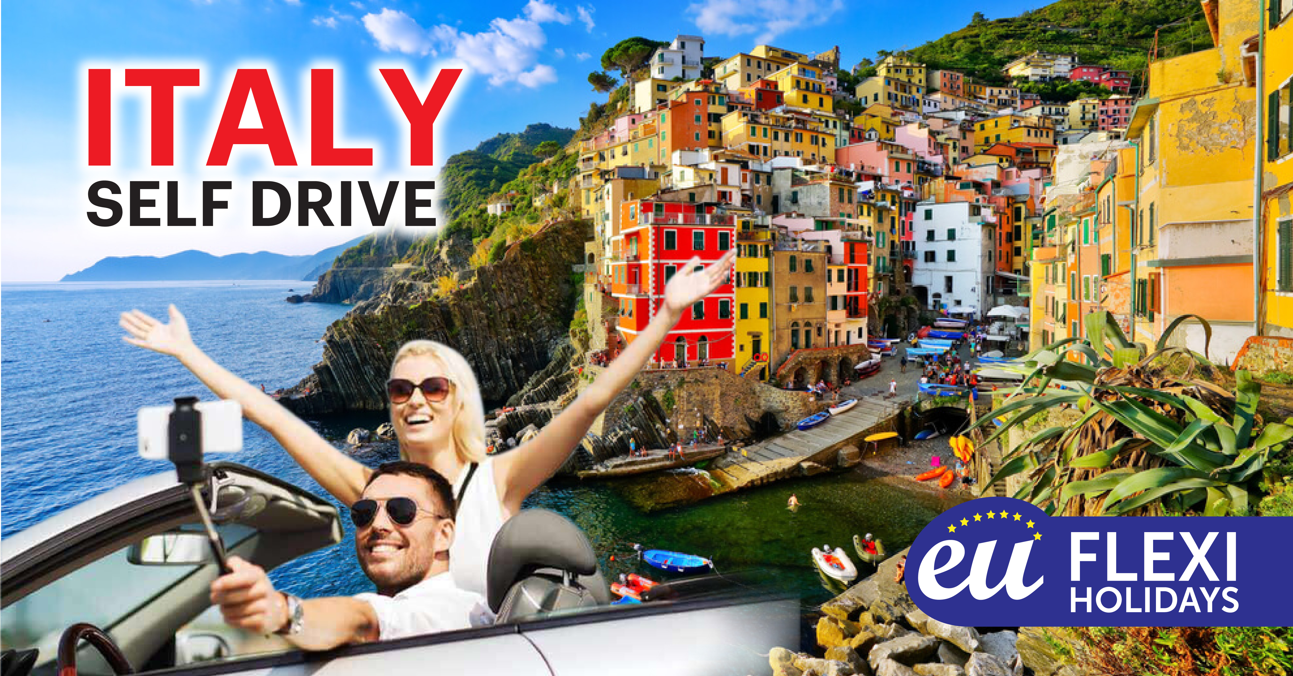 Italy tour packages from Singapore