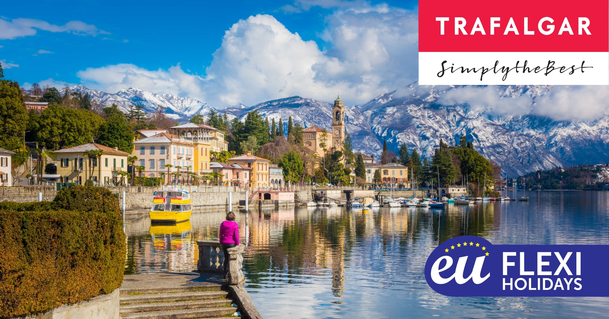 Trafalgar tours packages from eu holidays